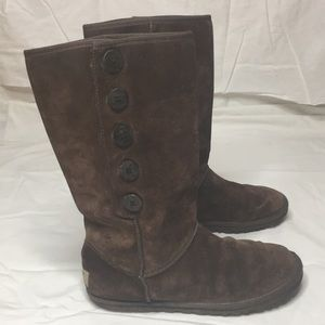 Ugg Lo Pto suede boots